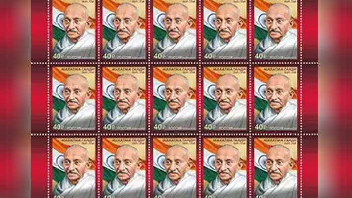 many-foreign-countries-issue-stamps-in-memory-of-mahatma-gandhi