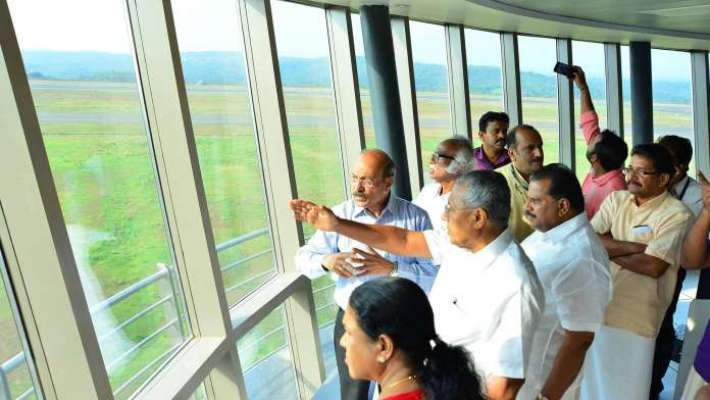 kannur-airport-cm-reviews-arrangements