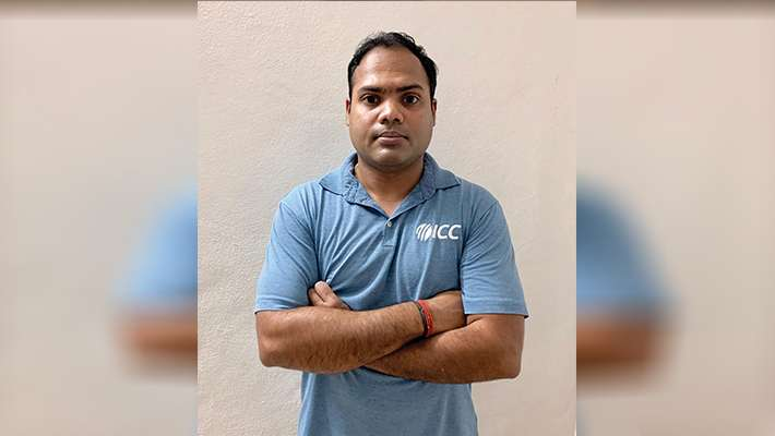 ICC, Elite Umpire Panel, Nithin