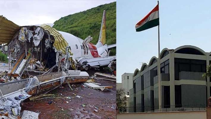 Dubai Indian Consulate, Kerala Aircraft Mishap, Karipoor Airport