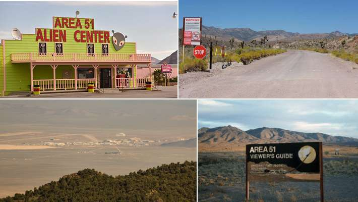 Area 51, Alien Center, Travel, Special Story