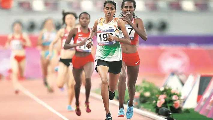 p-u-chitra-in-indian-team-for-doha-world-athletic-championship