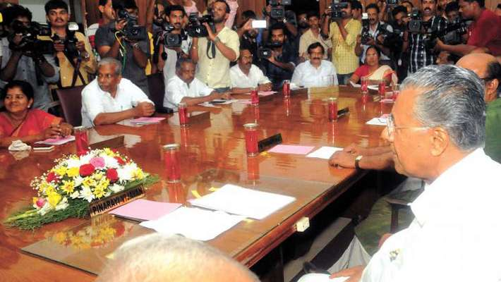 foreign-visit-of-ministers-for-rebuild-kerala-stalemate