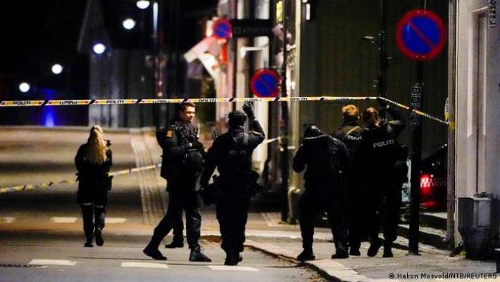 Bow and arrow attack, Norway, 5 killed, World News
