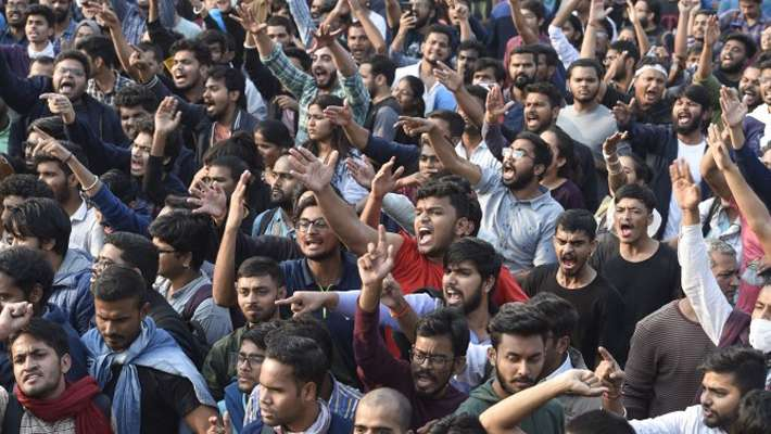 jnu-student-union-protest-march-to-parliament