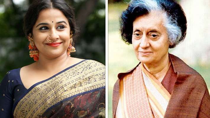 vidya-balan-acting-as-indira-gandhi-in-a-web-series