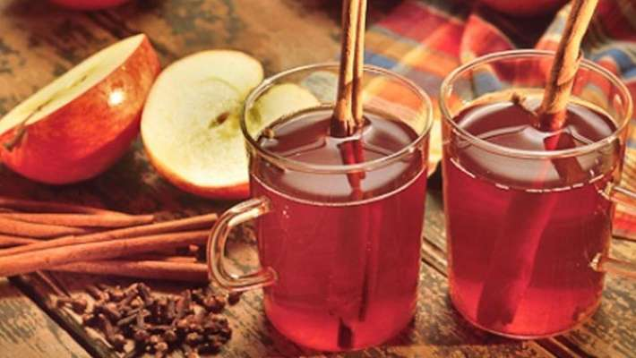 apple-tea