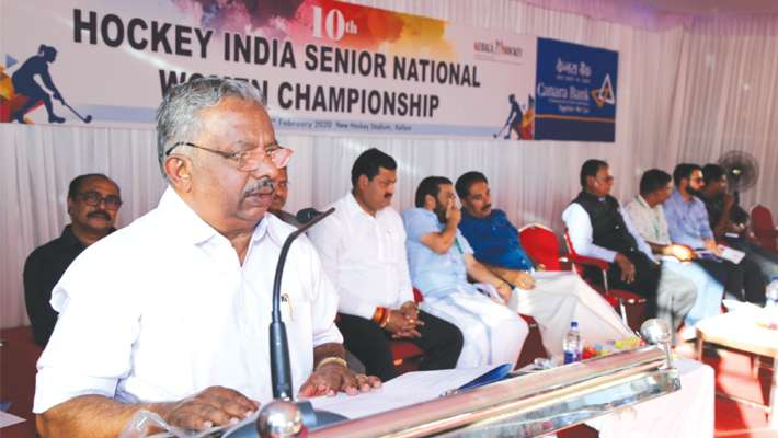 national-women-hockey-championship-started-in-kollam