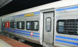 ആ​ദ്യ paintless train